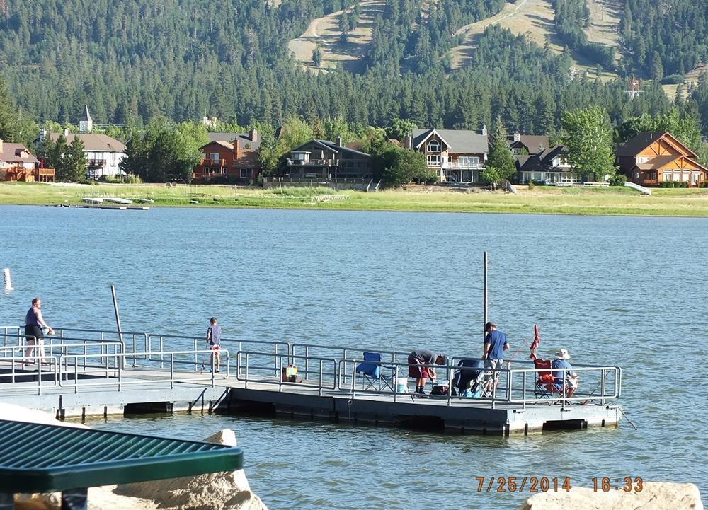 Big bear blog fun on big bear lake for Fishing in big bear