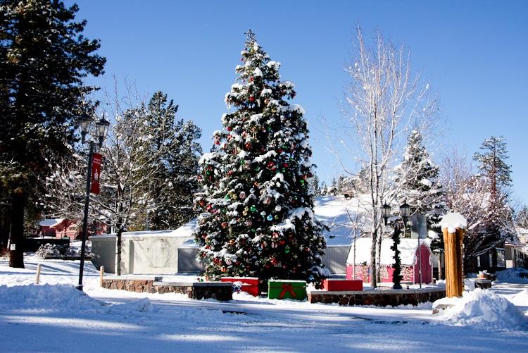 Big Bear Christmas.Etnews Christmas In The Village