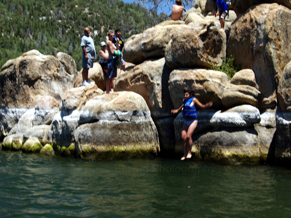 Summer - Big Bear Swimming