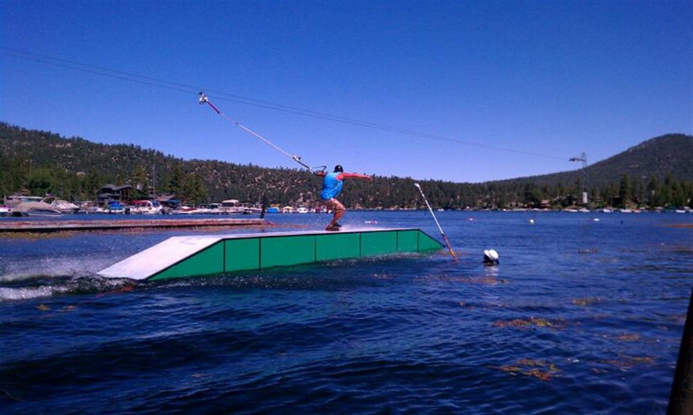 Designated Wakesports Cable Park Amp Watersports Big Bear