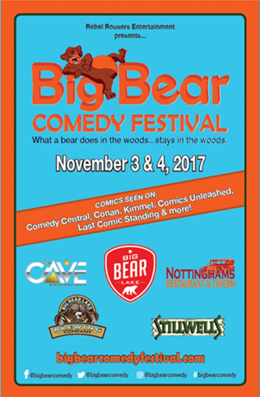 Big Bear Comedy Festival