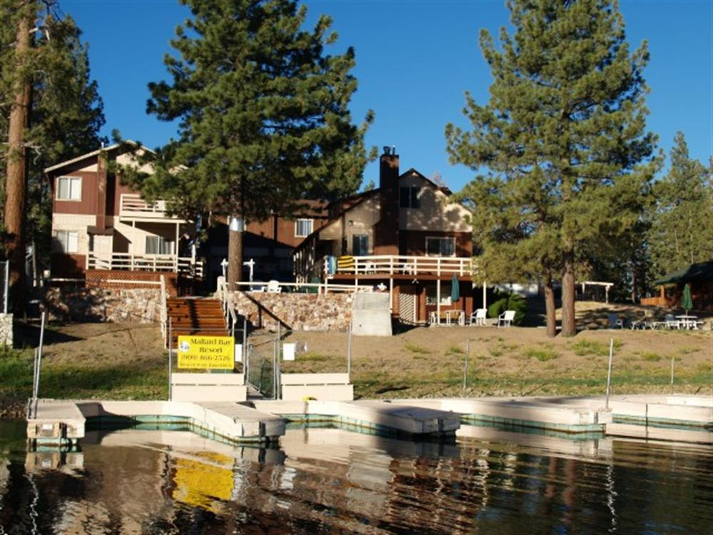 Mallard Bay Resort Lakefront Large Pool Big Bear